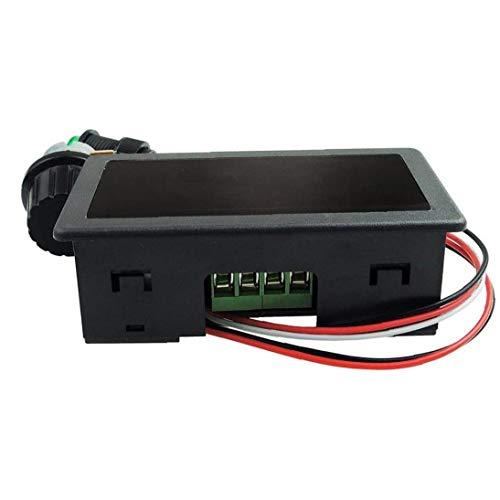 Controlador De Pantalla De Velocidad Del Motor Dc Ccm5d Digital Led Pwm Continuo Interruptor De Control Ajustable Control De Distribución