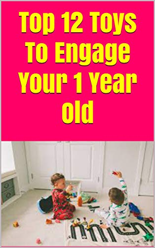 Top 12 Toys To Engage Your 1 Year Old (English Edition)