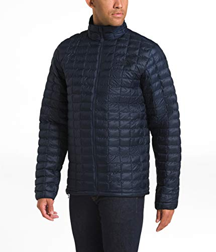 The North Face Men's Thermoball Eco Jacket—Tall, Urban Navy Matte, 3XL