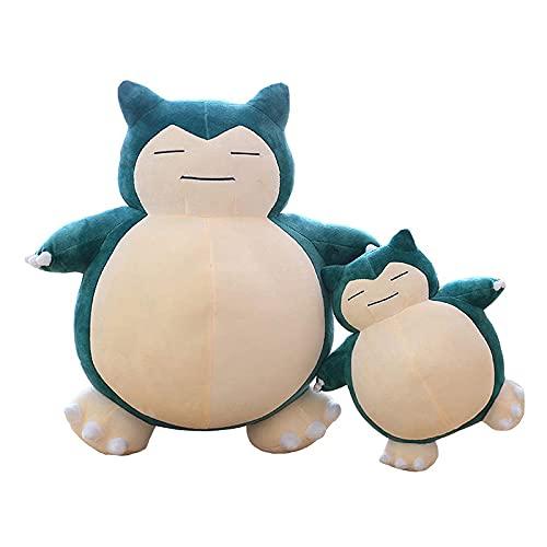 BEAUTYBIGBANG Plüschtier Jumbo Plush Soft Pillow Giant Teddy Pokemon Plüsch Jumbo 30/50cm Pokemon Center Kabigon Plüschtier Weiche Puppe Figur Geschenk Details (50 cm)