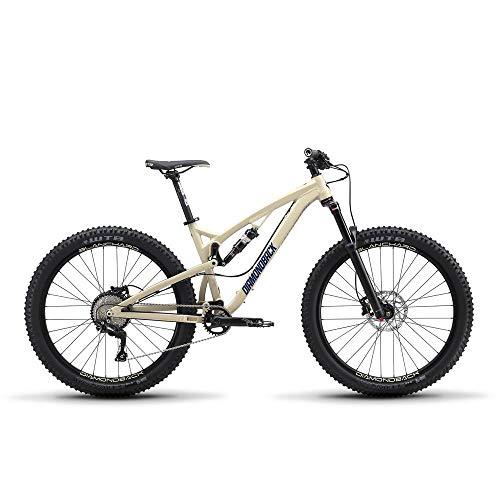Diamondback Bicycles Catch 1, Full Suspension Mountain Bike, 15.5