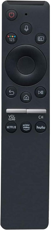 BN59-01312A Smart TV Voice Replacement Remote Applicable for Samsung QN82Q70RAFXZA QN82Q70R QN49LS03RAFXZA QN49LS03R QN75Q70RAFXZA QN75Q70R QN55Q60RAFXZA QN55Q60R QN65Q70RAFXZA QN65Q70R QN55Q70RAFXZA