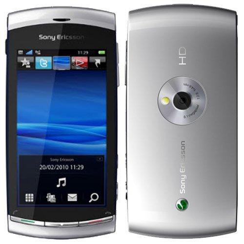 Sony-Ericsson Vivaz U5i Kurara Plata