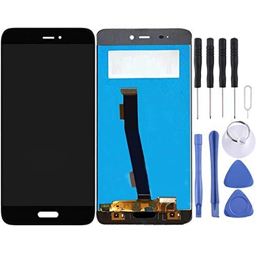 GANK AXS Schermo LCD e AYSMG Digitizer Assemblea Completa for Xiaomi Mi 5 (Nero) (Color : Black)