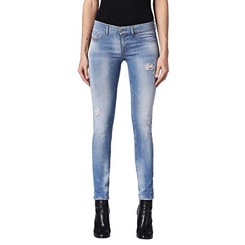 Diesel Livier-S 084QI Damen Jeans Hose Slim Jeggins (31)