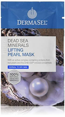 DermaSel Totes Meer Minerals Lifting Pearl Maske