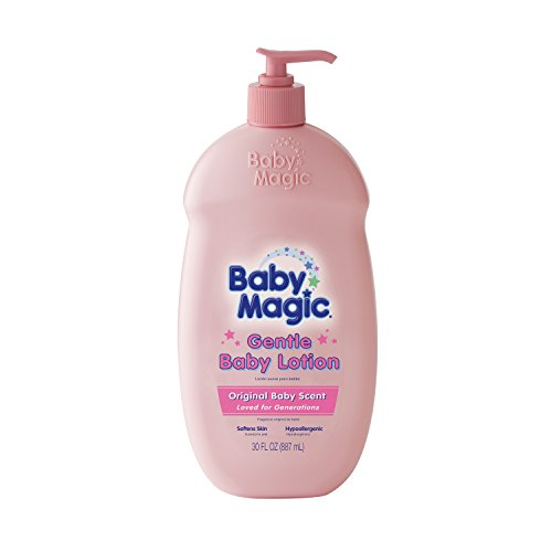 Baby Magic Gentle Baby Lotion, Original Scent, 30 Fluid Ounce