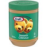 Kraft Beurre de cacahuète lisse 2 kg