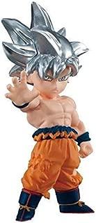 Dragon Ball Son Goku (Ultra Instinct) Character Candy Toy Mini Figure
