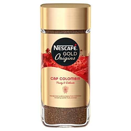 NESCAFÉ Gold Cap Colombie Instant Coffee Jar, 100g