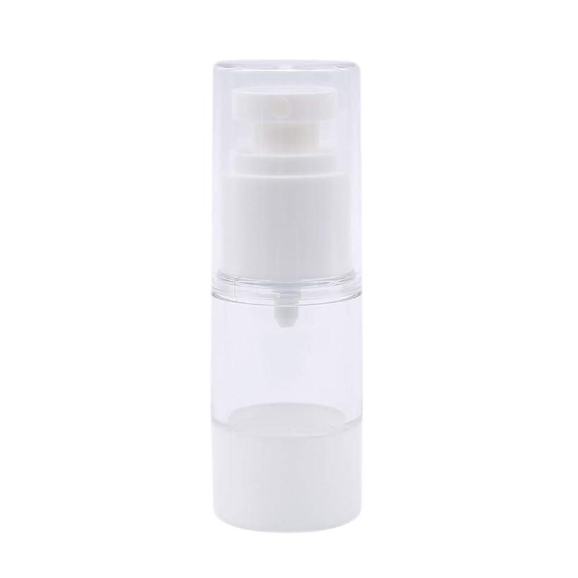 解説励起刺す30ML白い真空スプレーボトル化粧品瓶詰め