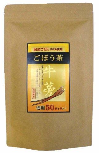 石垣食品国産ごぼう茶徳用2g×50P