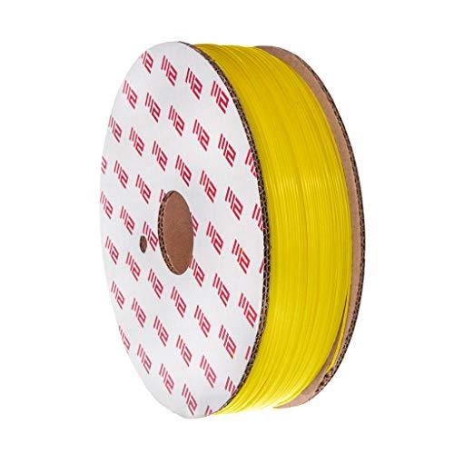 M2 Materials ABS Filament 56ci for Stratasys Dimension 1200es/Dimension Elite/Fortus 250mc, (Yellow)