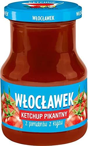 Wloclawek Ketchup Pikant 380g