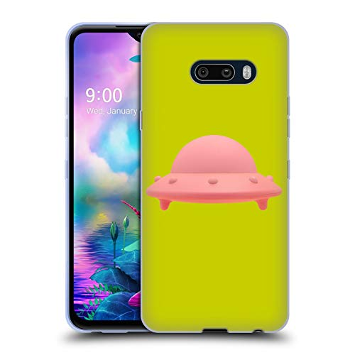 Head Case Designs Officially Licensed Pepino De Mar UFO Toys and Gadgets Soft Gel Case Compatible with LG G8X ThinQ