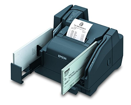 Buy Cheap Epson A41A267021 Multifunction Scanner and Printer TM-S9000, USB, 110 DPM, Dark Gray