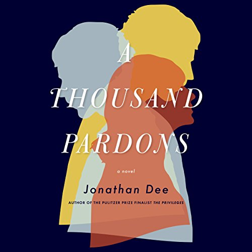 A Thousand Pardons audiobook cover art