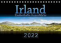 Irland - Zauberhafte Augenblicke (Tischkalender 2022 DIN A5 quer): Irland ist immer eine Reise wert. (Monatskalender, 14 Seiten )