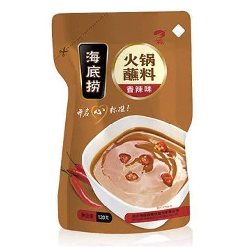 HAIDILAO Hot Pot Dip Kernig Geschmack, 120 g