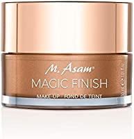 M. Asam, Magic Finish, Lightweight, Wrinkle-Filling Makeup Mousse, 4-In-1, Primer, Concealer, Foundation and Powder -...