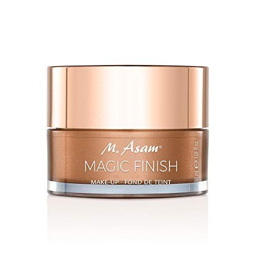 Magic Finish Make Up Mousse (30ml) - natürliches Make-Up für jeden Hauttyp - Passt sich jedem...