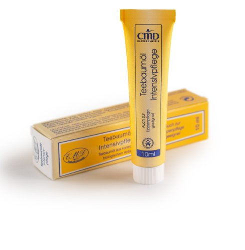 CMD Teebaumöl Intensivcreme, 10ml