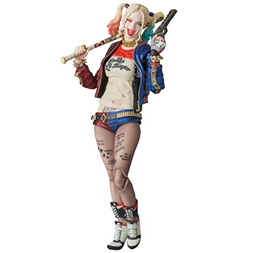 MAFEX Harley Quinn (re-production)
