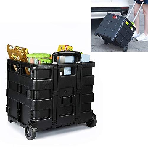 TKTK auto-accessoires multifunctionele opvouwbare auto opslag reserve doos trekstang doos