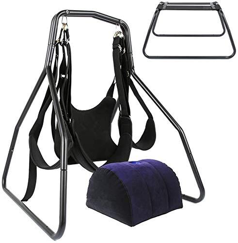 SE & silla de la mariposa Muebles X Swings (2 Form), el desmontaje y la instalación Transform Oscilaciones Rack, Enviar almohada inflable sE para Adultos y X Juguetes