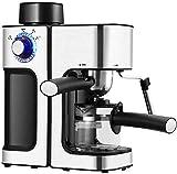 N/Z Living Equipment Dampfdruck-Kaffeemaschine 5BAR Instant Automatic Frothing Fancy Kaffeemaschine,...