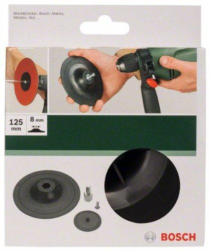 Bosch DIY slijpschijf (voor boormachines, Ø 125 mm, spansysteem)
