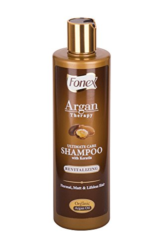 Fonex Shampooing Argan Therapy 375 ml