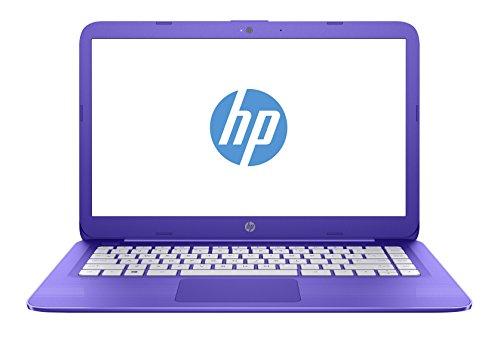 "HP 14-ax020wm Stream Notebook 14"" N3060 1.6 Ghz 4GB RAM 32gb eMmc Win10-Purple"