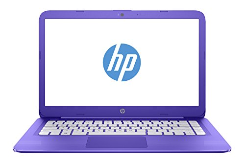 HP 14-ax020wm Stream Notebook 14' N3060 1.6 Ghz 4GB RAM 32gb eMmc Win10-Purple