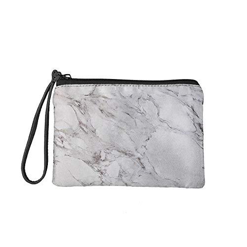 Renewold Monedero para mujer y niña, bolsa de cambio, bolsa de maquillaje, bolsa de embrague