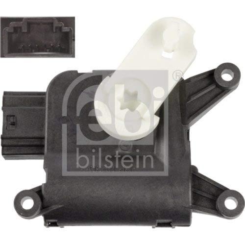 febi bilstein 109321 Stellmotor für Umluftklappe, mit Hebel, 1 Stück
