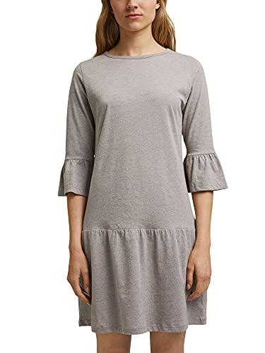 ESPRIT Jersey-Nachthemd mit Bio-Baumwolle