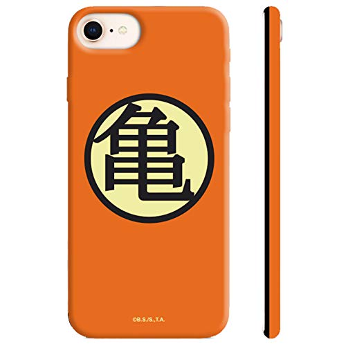ABYstyle - Dragon Ball - Funda para Celular - Kame símbolo (para iPhone 6, iPhone 6S, iPhone 7 y iPhone 8)