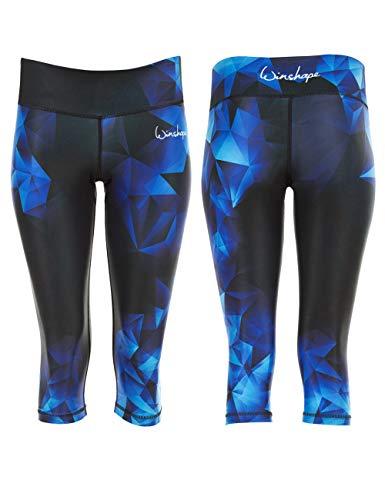 Winshape Damen ¾-leggings mit Anti-Rutsch-Effekt,  AEL202