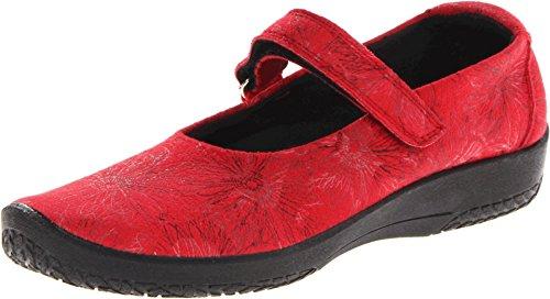 Arcopedico Women's L45 Red Shoe 8-8.5 M US