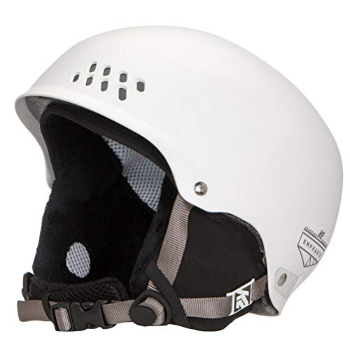 K2 Skis Damen Skihelm EMPHASIS white M 1054008.2.2.M Snowboard Snowboardhelm Kopfschutz Protektor
