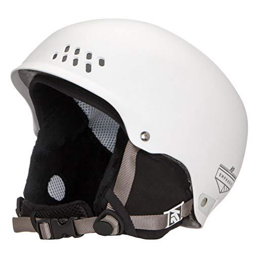 K2 Skis dames skihelm Emphasis wit 1054008.2.2 snowboard snowboardhelm hoofdbescherming protector
