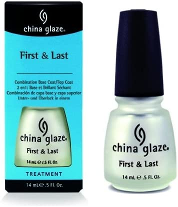 China Glaze Ultra-Cheap Deals First Last Base and TOP Nail 70522 Polish Coat Japan Maker New Treat