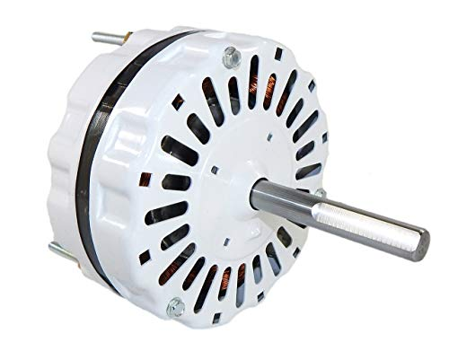 Broan Attic Fan (340, 343, 350, 353) Replacement Motor # 97009316 1160 RPM 120V