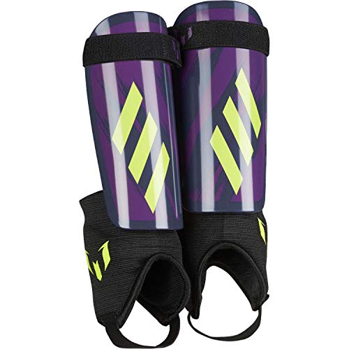 adidas Kinder Shin Guards MESSI SG MTC J, tech indigo/glory purple, L, FL1370