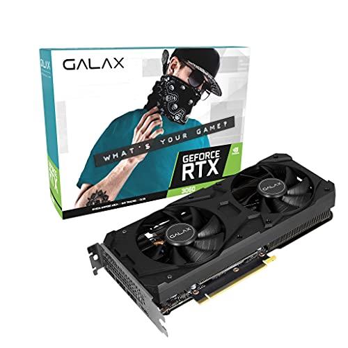 GPU NV RTX3060 12GB 1-CLICK OC GDDR6 192BITS Galax 36NOL7MD1VOC