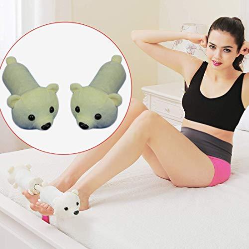 SXXYTCWL Tragbare Haushalt Körpergebäudeausrüstung Bauch Trainings Bed Sit-up-Maschine Fitnessgeräte Kinderspielzeug, Zufällige Stil Lieferung jianyou