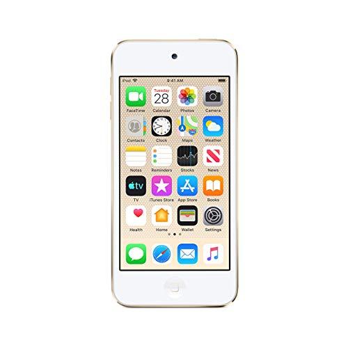 Apple iPod touch (256GB) - Gold (Latest Model) (Renewed)