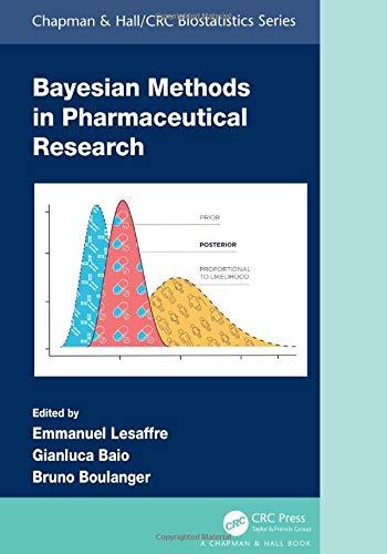 Bayesian Methods in Pharmaceutical Research (Chapman & Hall/CRC Biostatistics Series)