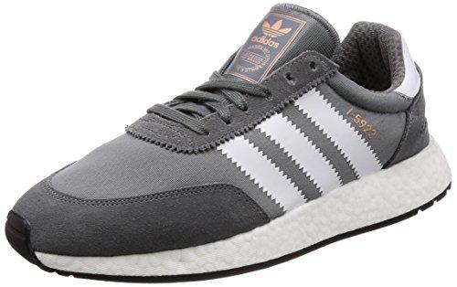 adidas I-5923, Men's Fitness Shoes, Grey (GRIVIS/FTWBLA/NEGBAS 000), 6.5 UK (40 EU)